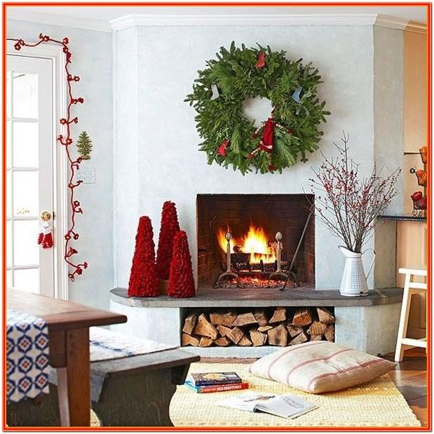 christmas decorations living room ideas