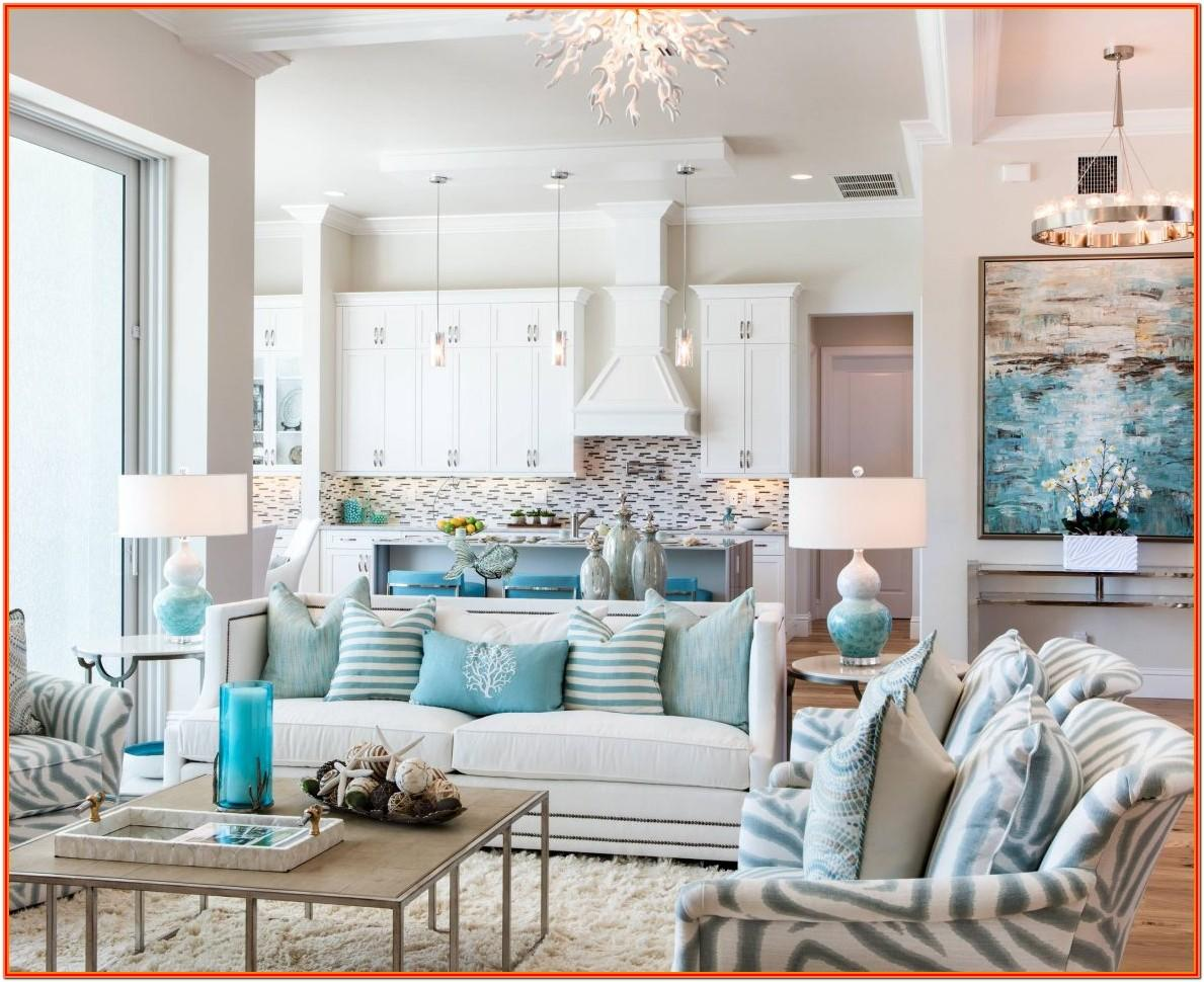 Coastal Decorating Ideas For Living Rooms