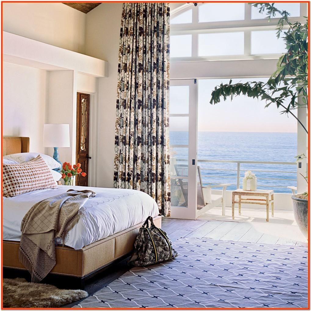 Coastal Living Bedroom Decor