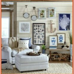 Coastal Living Room Decor Photos