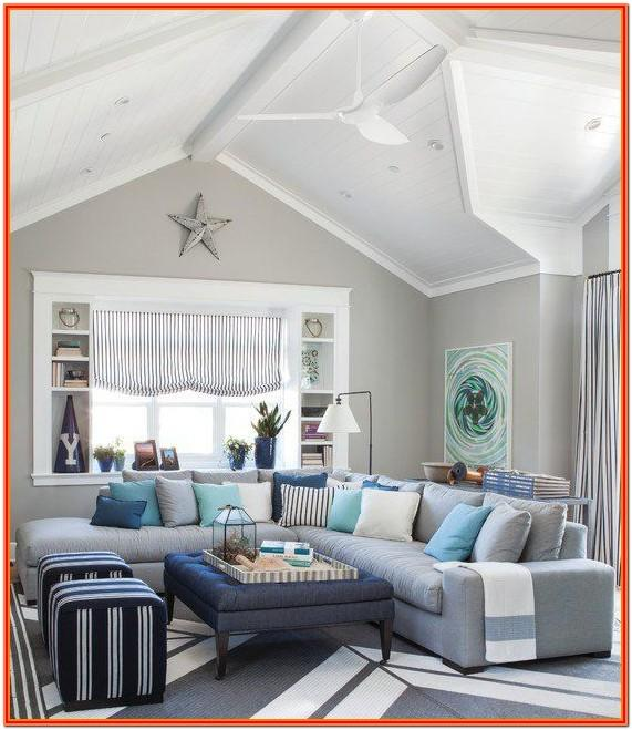 Coastal Living Room Wall Colors