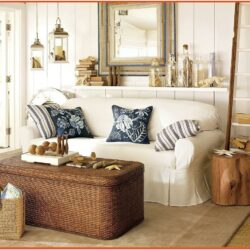 Coastal Theme Living Room Furniture