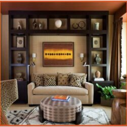 Contemporary Living Room Wall Decor Ideas