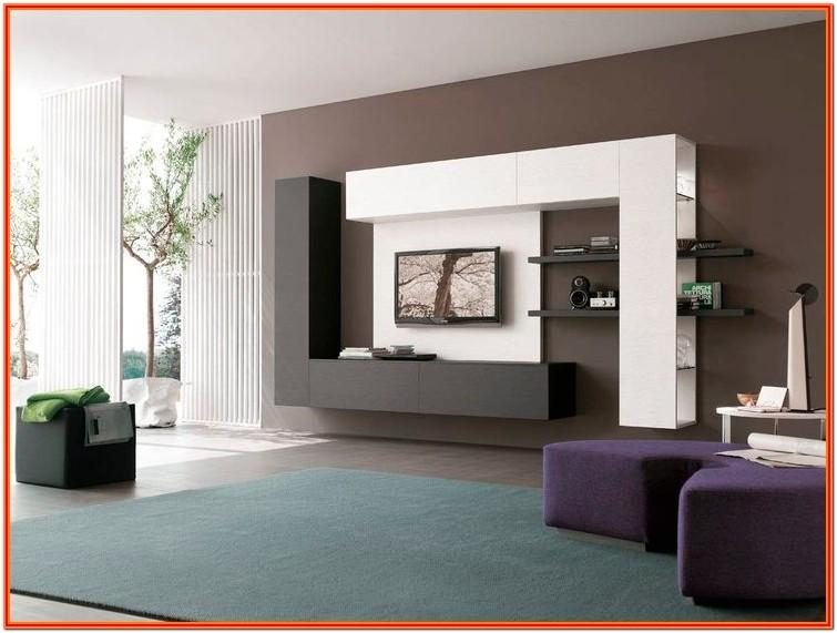 Contemporary Wall Decor Ideas For Living Room