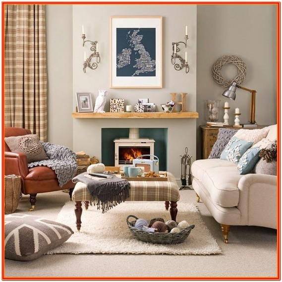 Cosy Living Room Decorating Ideas