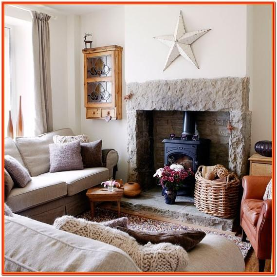 Country Chic Living Room Ideas
