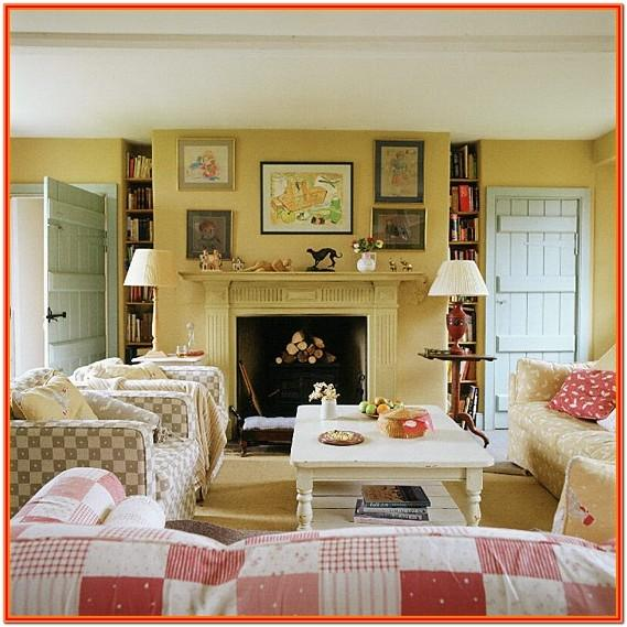 Country Style Living Room Ideas Uk