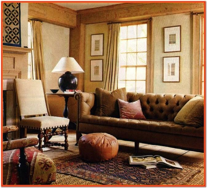 Country Style Living Room Paint Ideas