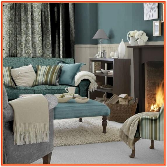 Cozy Small Living Room Design Ideas
