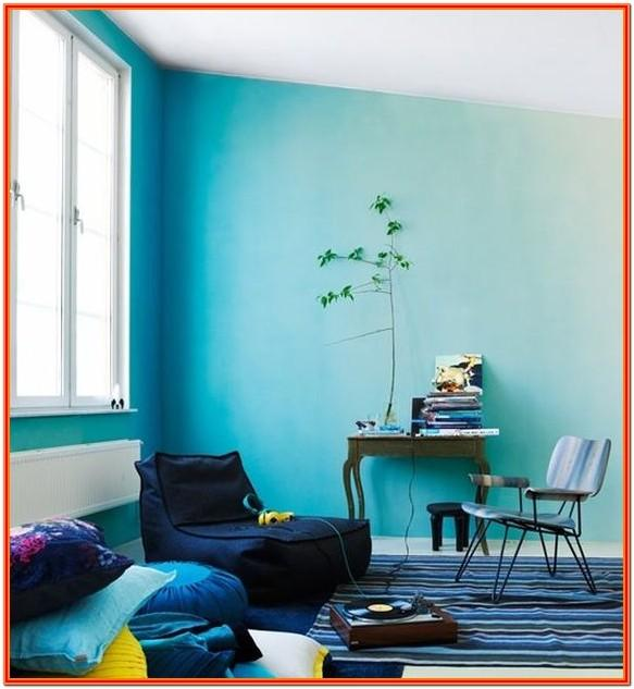 Creative Living Room Paint Ideas