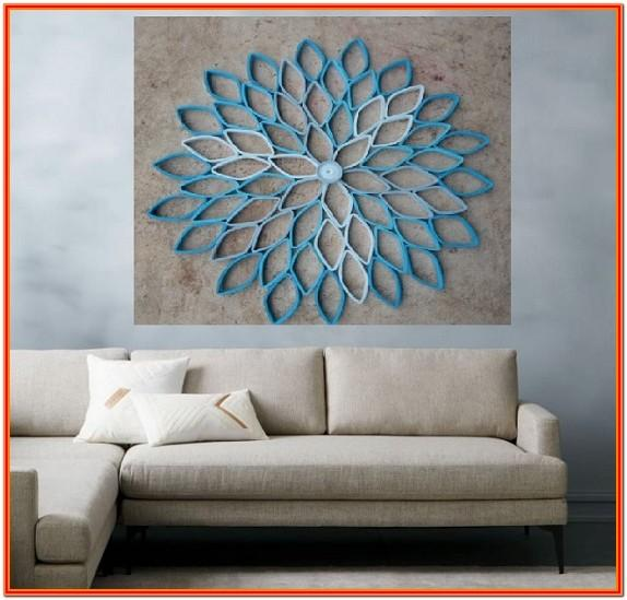 Creative Living Room Wall Decoration