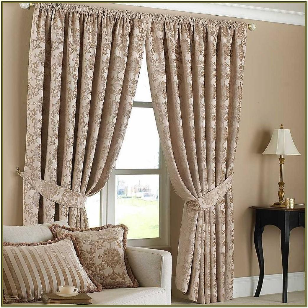 Curtain Ideas For Living Room Windows
