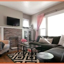 Cute Apartment Decor Living Room