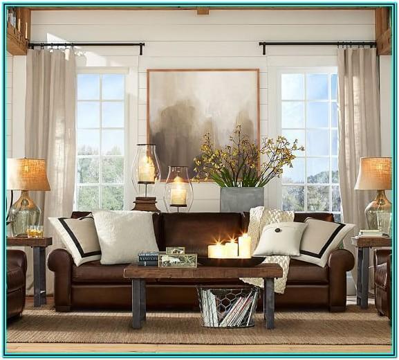 Dark Brown Living Room Decor Ideas