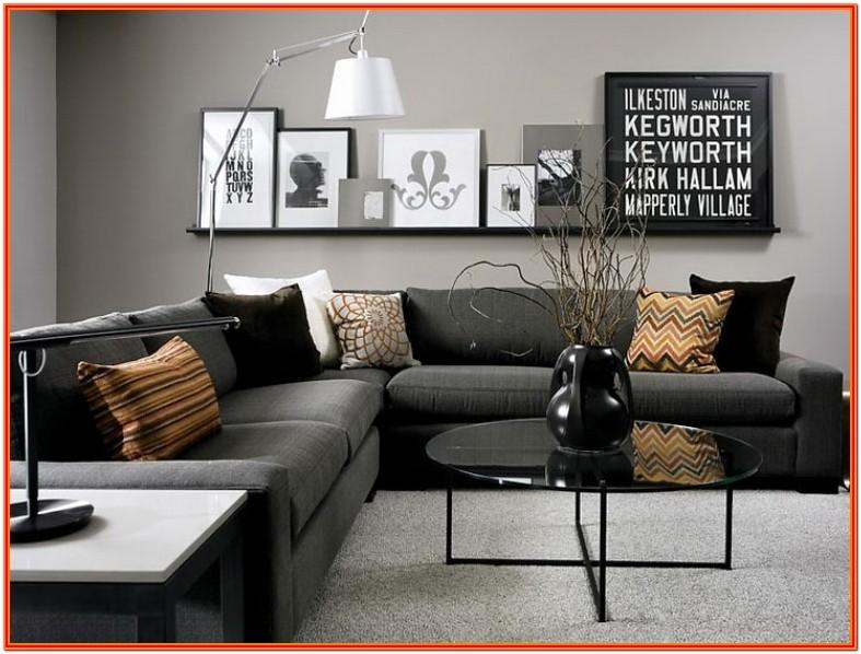 Decor Living Room Grey