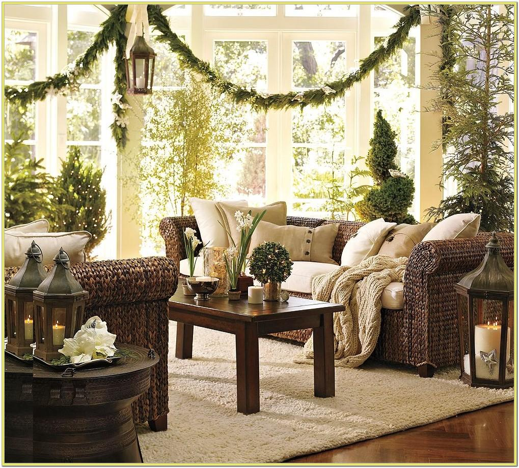 Decorate Christmas Living Room