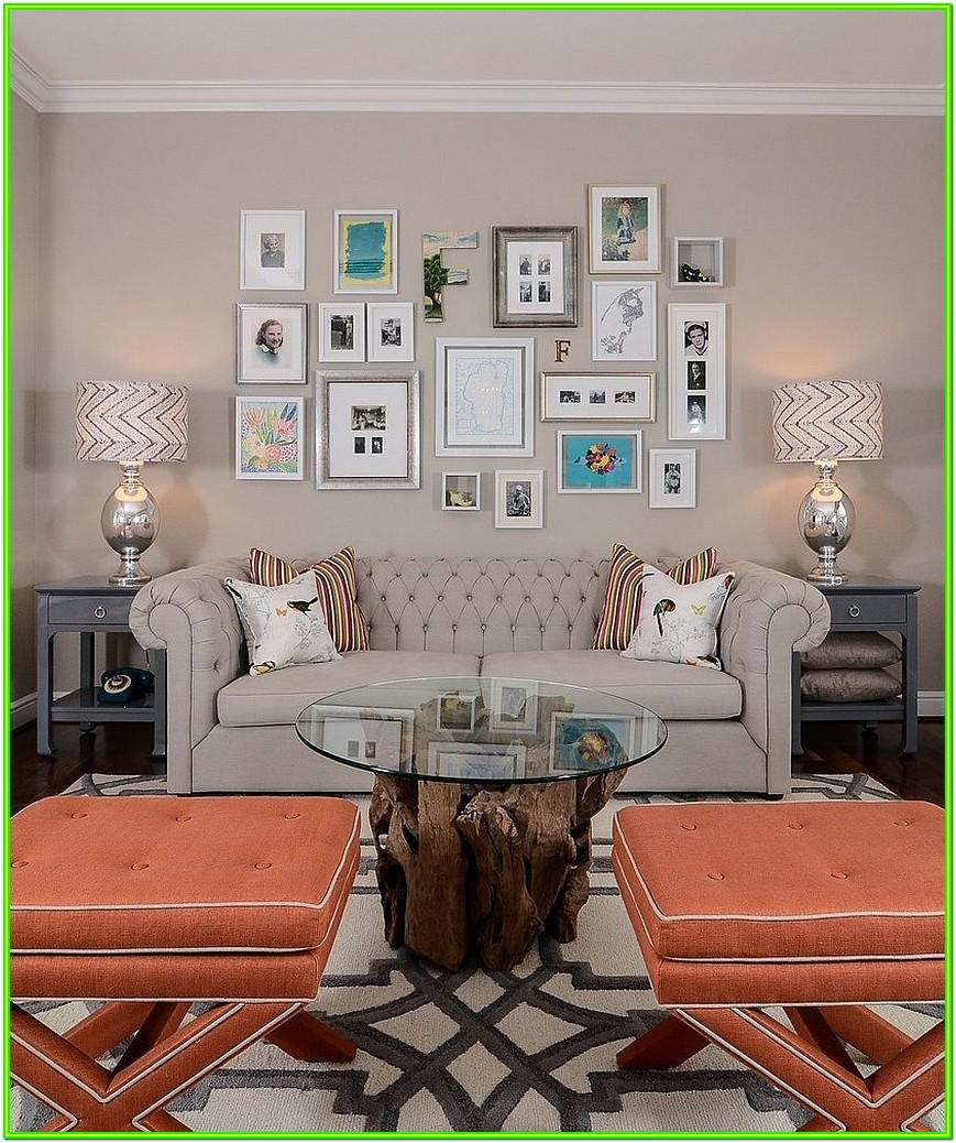 Decorate Living Room Walls
