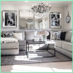 Decorate Living Room With Grey Couch