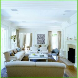 Decorate Long Rectangular Living Room