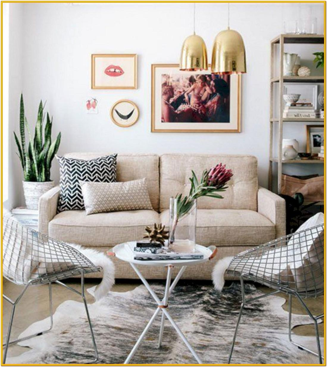Decorate Small Living Room On A Budget