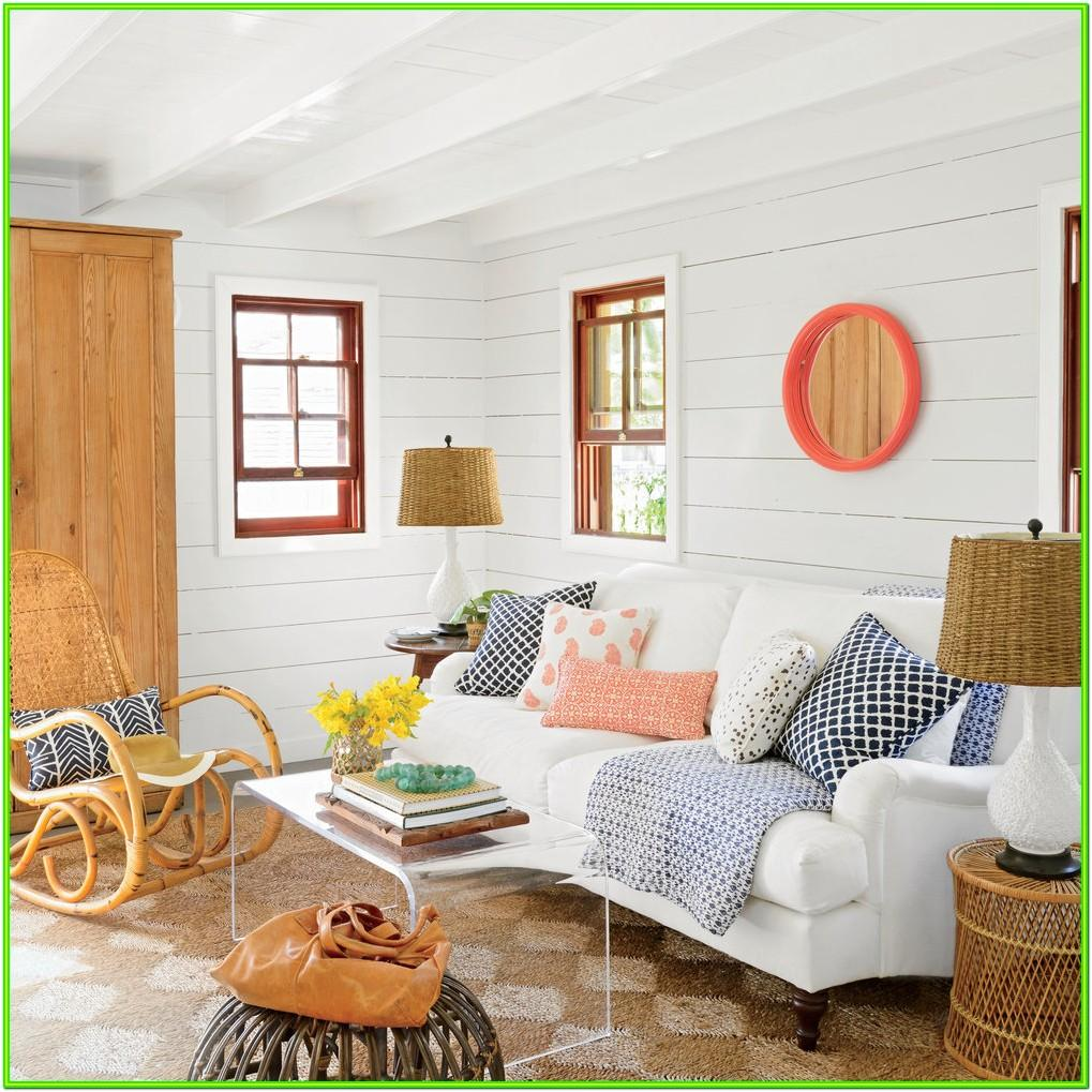 decorated living room images