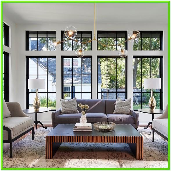 Decorating A Large Square Living Room