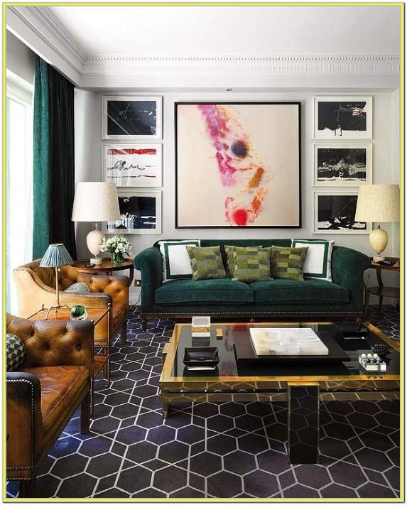 Decorating A Living Room Space