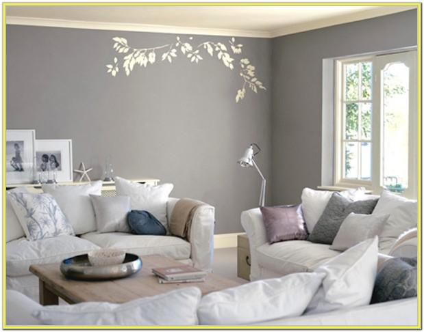 Decorating A Living Room With Grey Walls