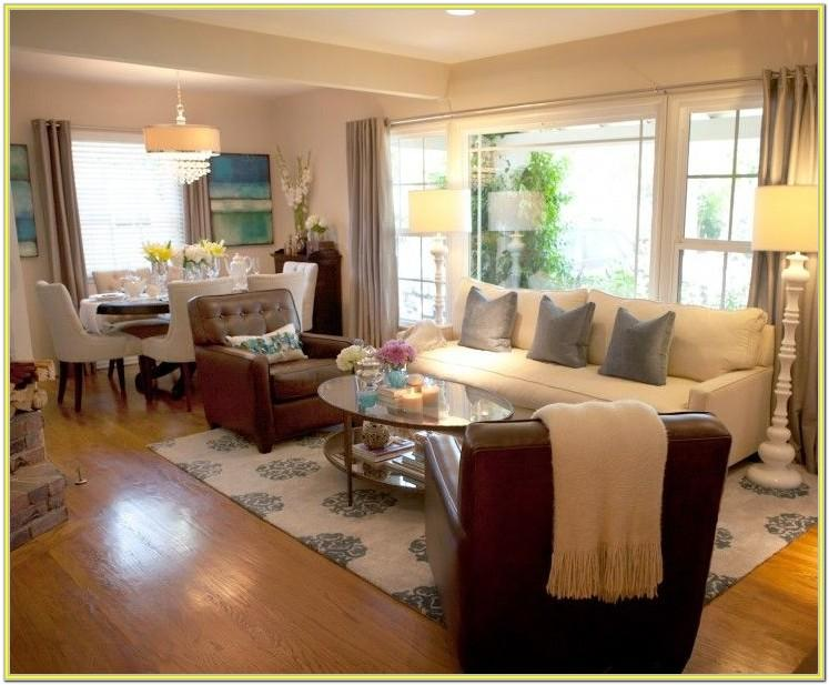 Decorating A Rectangular Living Room