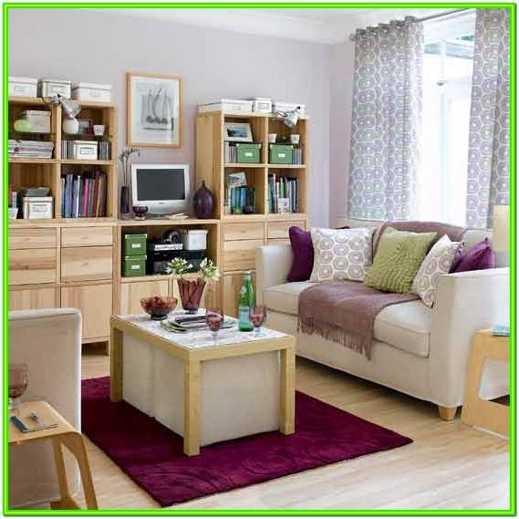 Decorating A Small Living Room Space