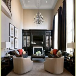 Decorating A Very Large Living Room