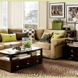 Decorating Brown Living Room Ideas