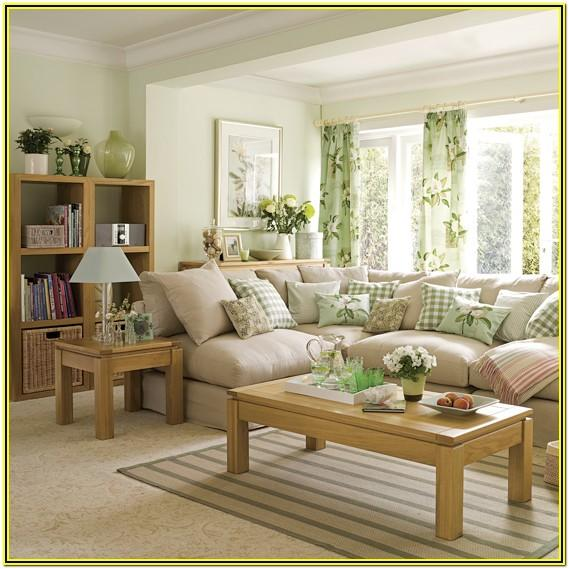Decorating Green Living Room