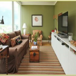 Decorating Ideas For A Long Rectangular Living Room