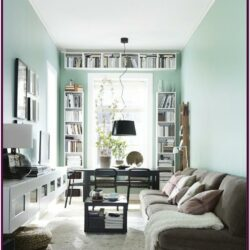 Decorating Ideas For A Narrow Living Room