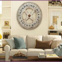 Decorating Ideas For Big Living Room Wall