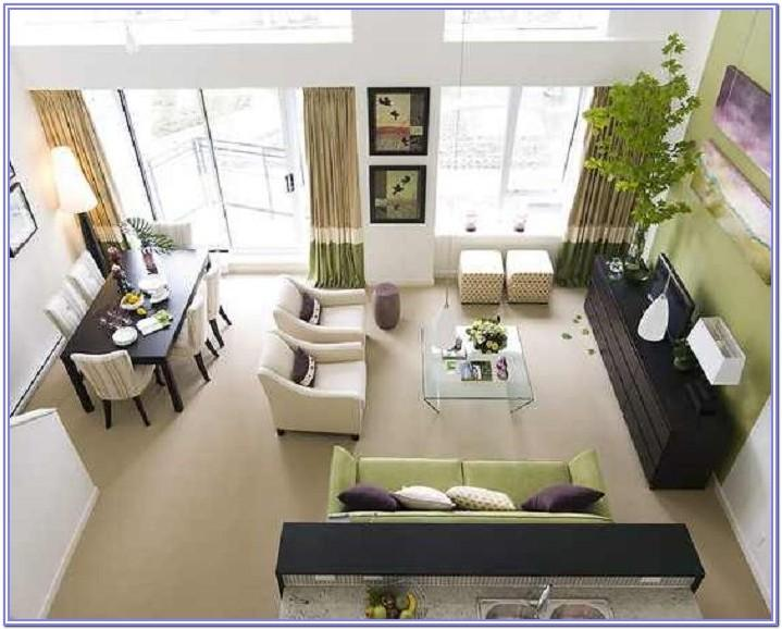 Decorating Ideas For Combined Living And Dining Room