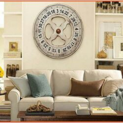Decorating Ideas For Large Wall In Living Room