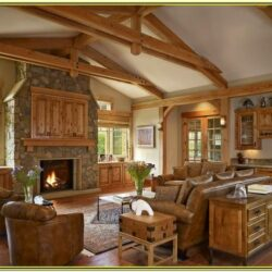 Decorating Ideas For Living Room Rustic