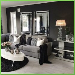 Decorating Ideas For Living Room With Gray Walls