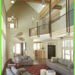 Decorating Ideas For Living Room With High Ceilings