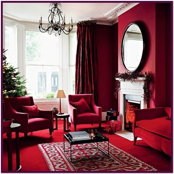 Decorating Ideas For Living Room With Red Carpet