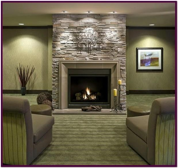 Decorating Ideas For Living Room With Stone Fireplace