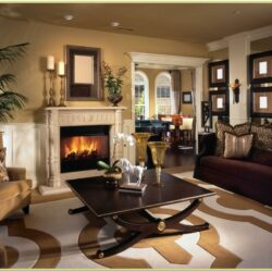 Decorating Ideas For Living Rooms With Beige Walls