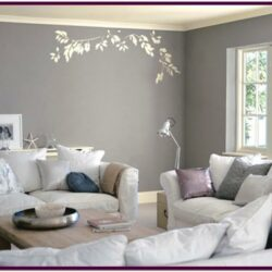 Decorating Ideas For Living Rooms With Gray Walls
