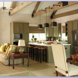 Decorating Ideas For Open Living And Dining Room Floor Plan