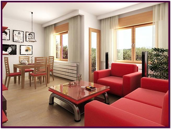 Decorating Ideas For Red Living Room Furniture
