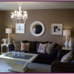 Decorating Ideas For Small Living Rooms With Brown Furniture