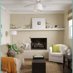 Decorating Ideas To Make A Small Living Room Look Bigger