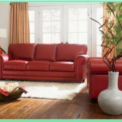 Decorating Ideas With Red Couches